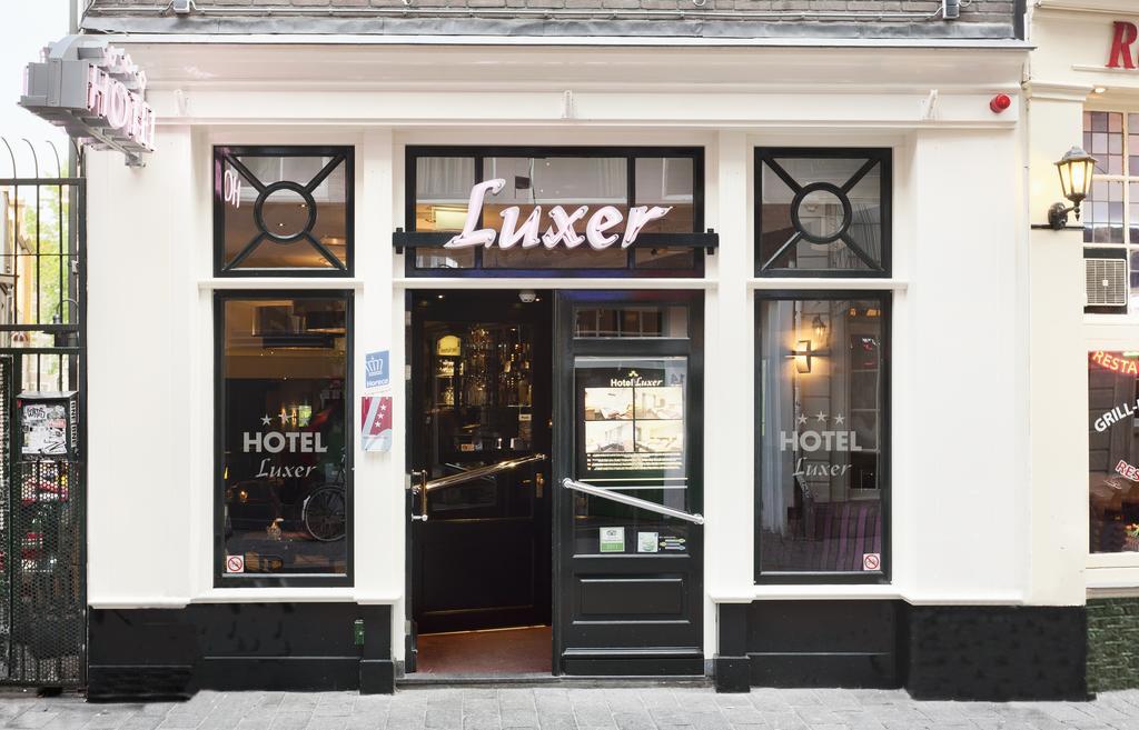 Amsterdam Hotel Luxer